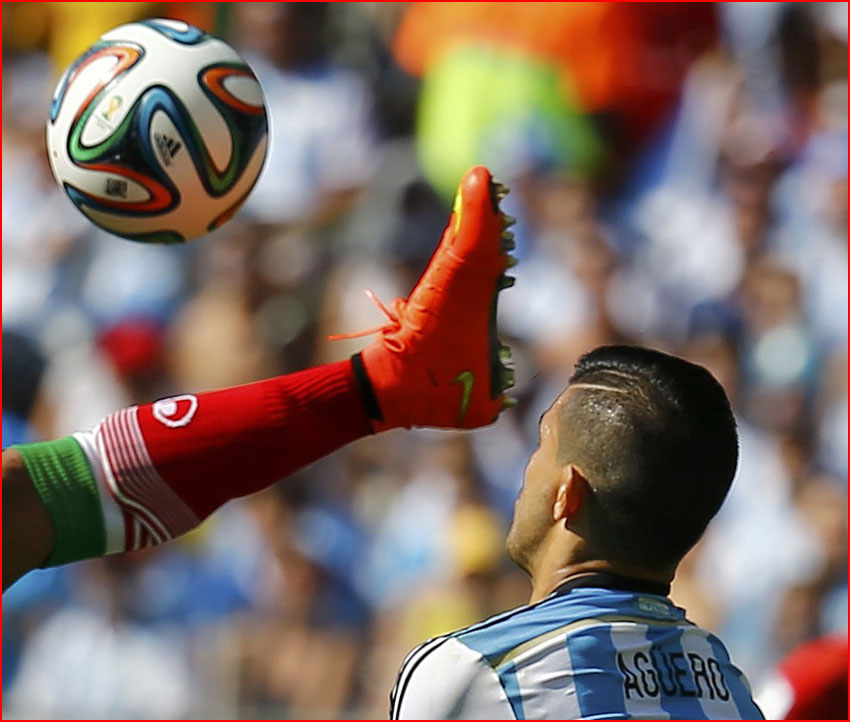 תמונות ממונדיאל 2014 בברזיל