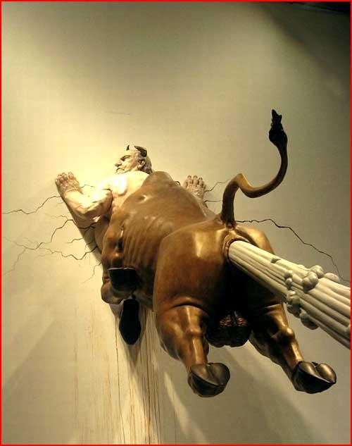 יצירתו של אמן סיני צ'אן וואנלינג