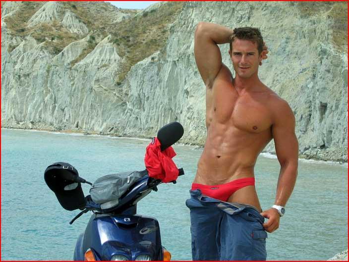 רוצה לרכוב על האופנוע שלי?