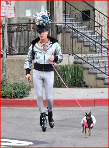 יצא לטייל עם הכלב