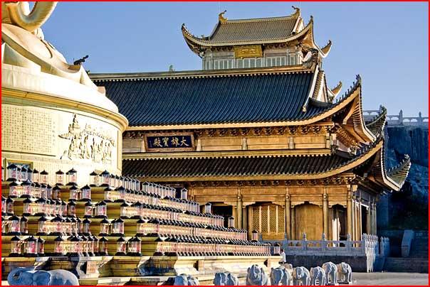 טיול בסין