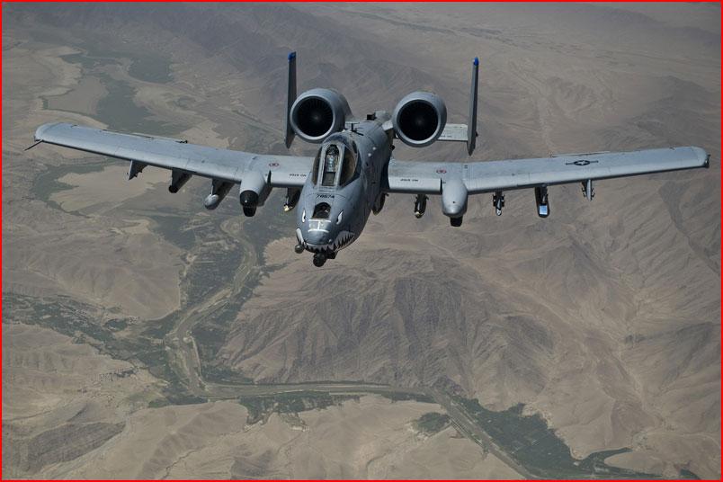 תמונות מדהימות מחייל האוויר האמריקני