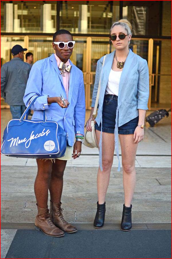 שבוע האופנה בניו יורק. שיק או שוק?
