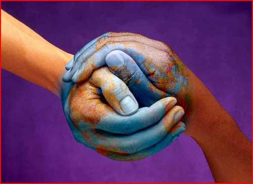 כדור הארץ בידיים שלנו