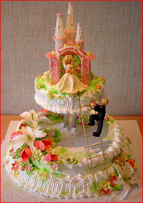 מותר לאכול. עוגות לא שגרתיות