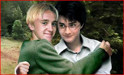 הארי פוטר גרסה הומואית - You Touch My Tralala (וידאו)