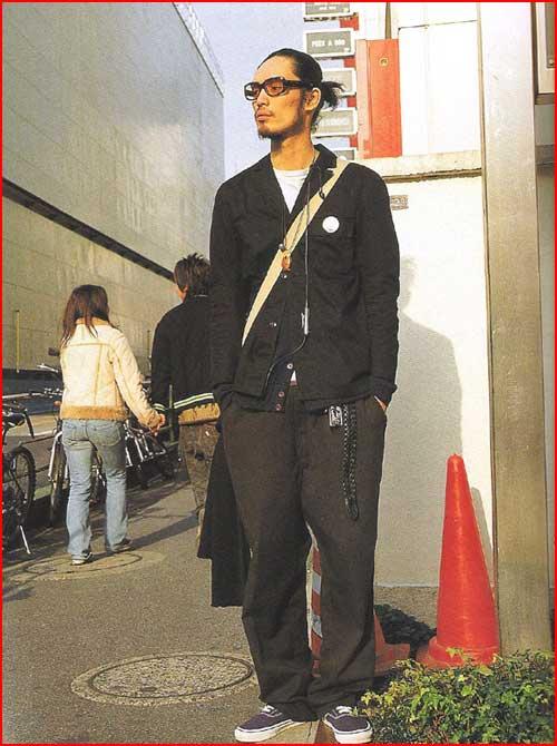 אופנה יפנית