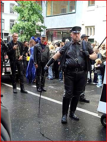 מצעד הגאווה בבריסל, בלגיה
