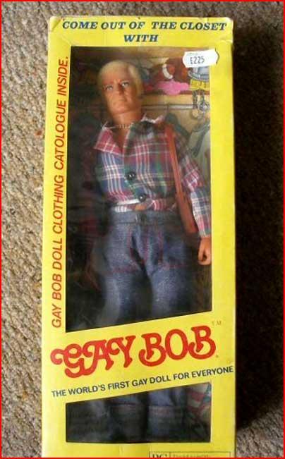 בוב הומו הראשון בעולם