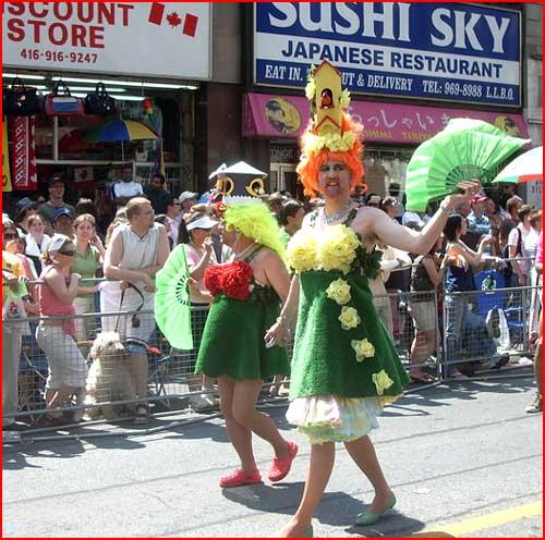 מצעד הגאווה בטורונטו, קנדה