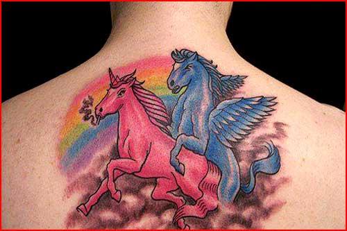 סוסים גאים