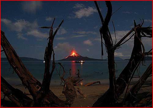 הר הגעש קרקטואה
