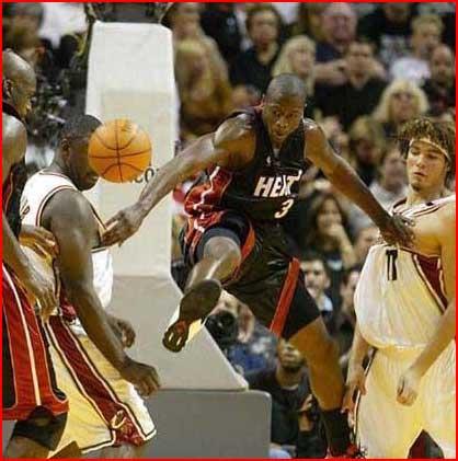 פדיחות בכדורסל