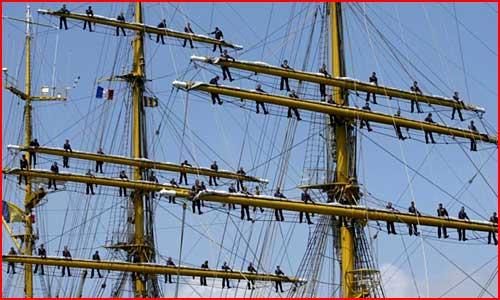 טיול באוניות מפרש