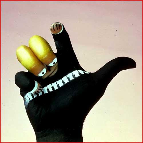 ידיים מדברות