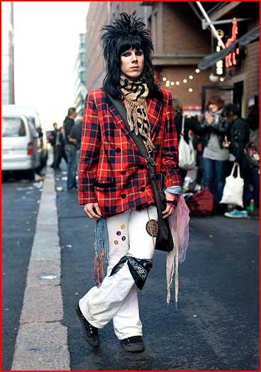 איך מתלבשים צעירים בפינלנד