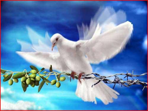 אוטופיה על שלום בעולם