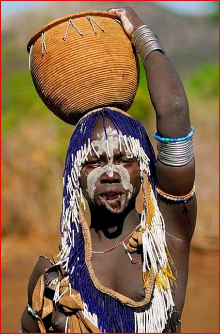 יופי באפריקה