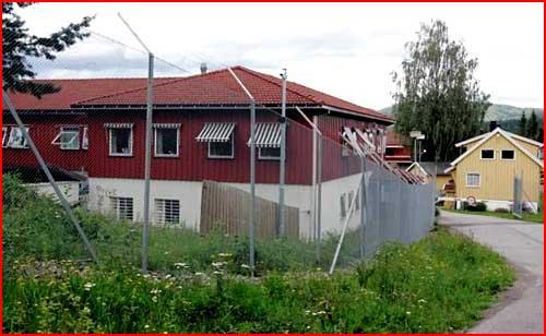 שני בתי כלא: ברזילאי ונורווגי