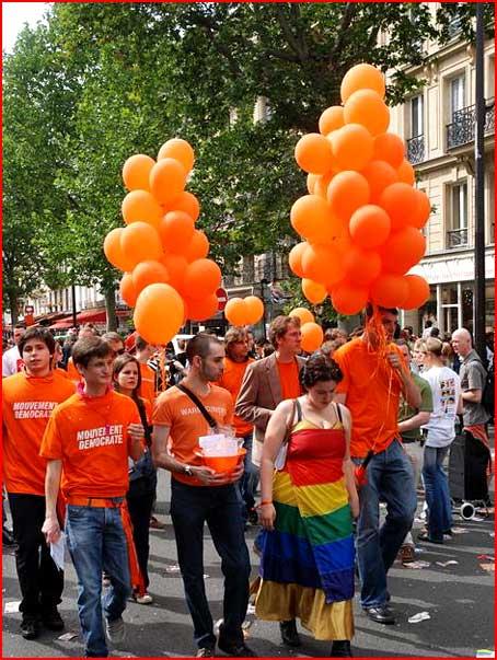 מצעד הגאווה בפריס