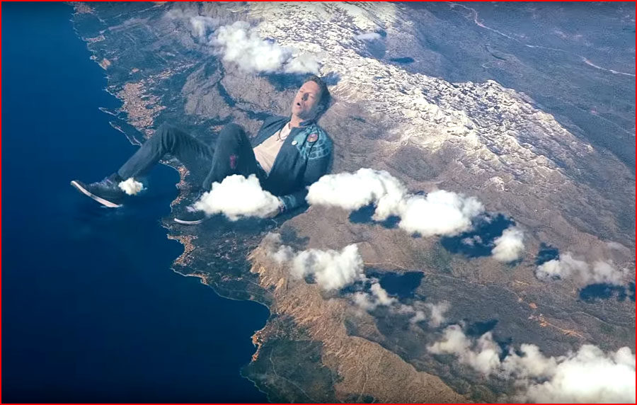 Coldplay - Up & Up (וידאו)