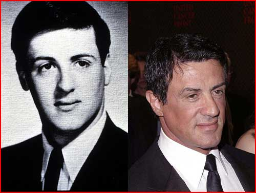 כוכבי הוליווד בצעירותם ועכשיו