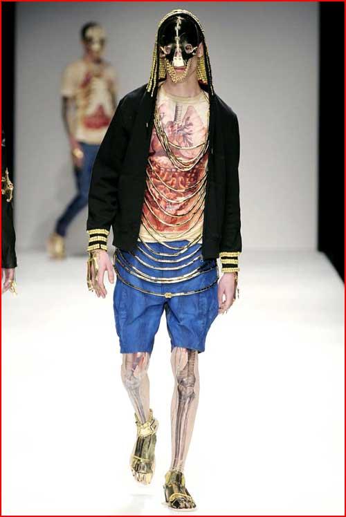 אופנה מזעזעת