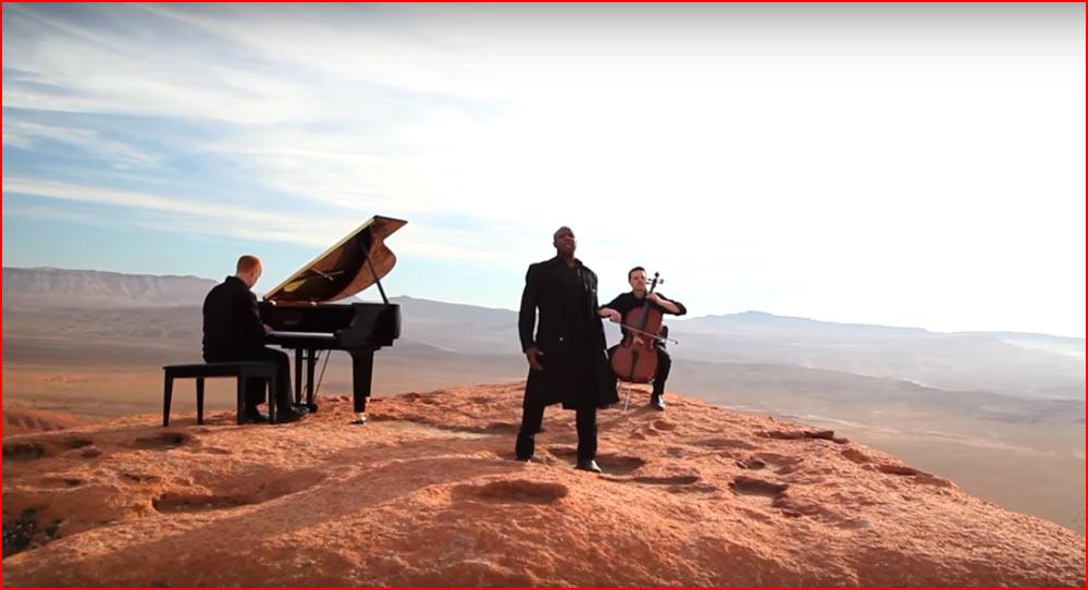 שיר של קולדפליי בסגנון אפריקאי (וידאו)