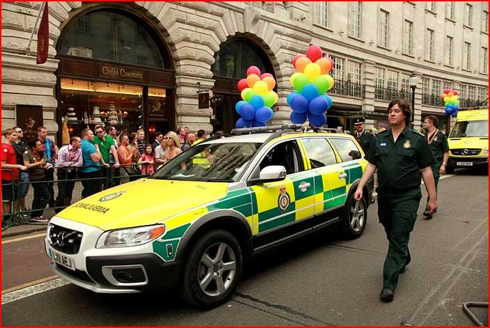מצעד הגאווה בלונדון