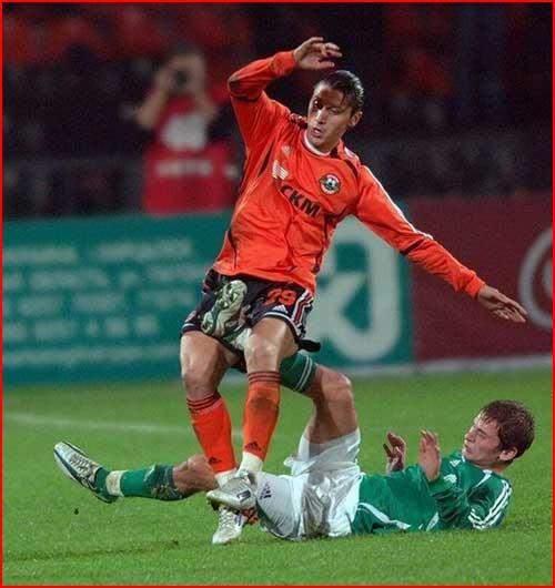 רגעים מצחיקים של כדורגל