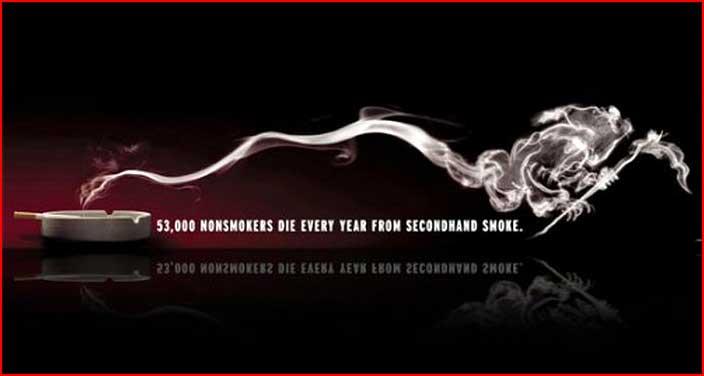 פרסומות נגד עישון