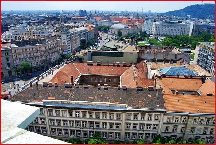 טיול בבודפשט