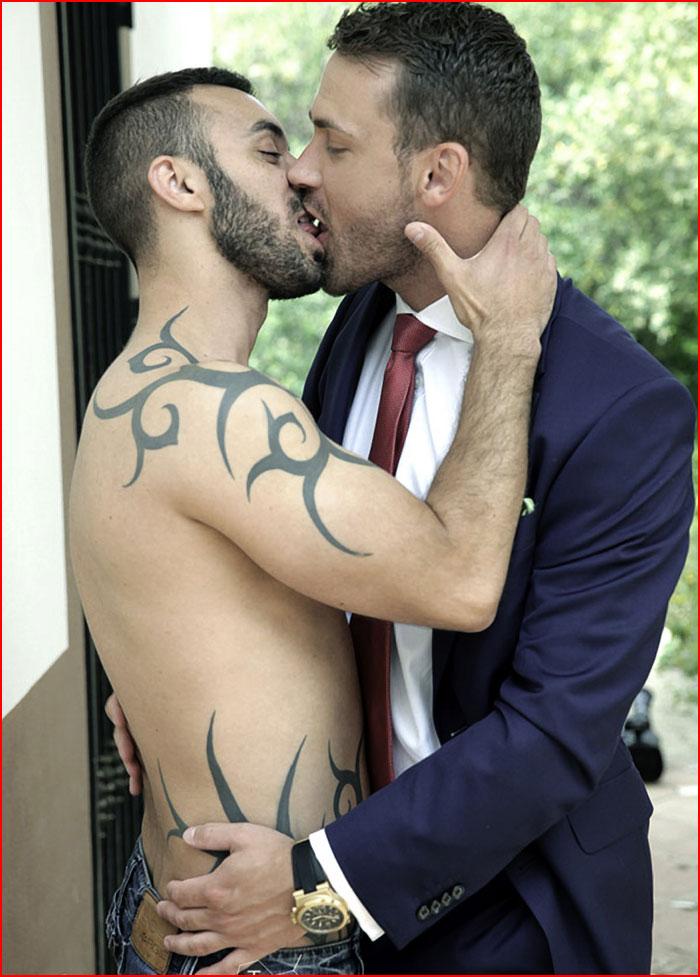 נשיקה מתוקה