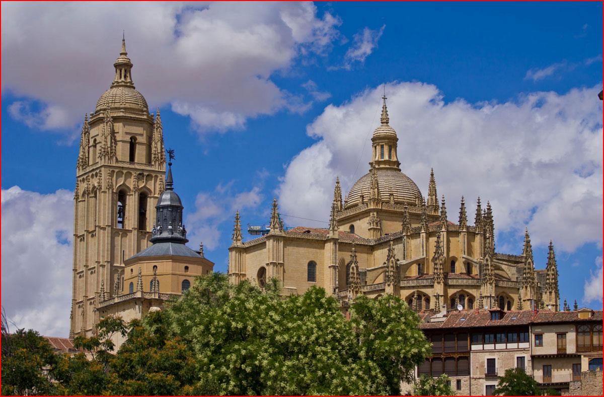 טיול בספרד