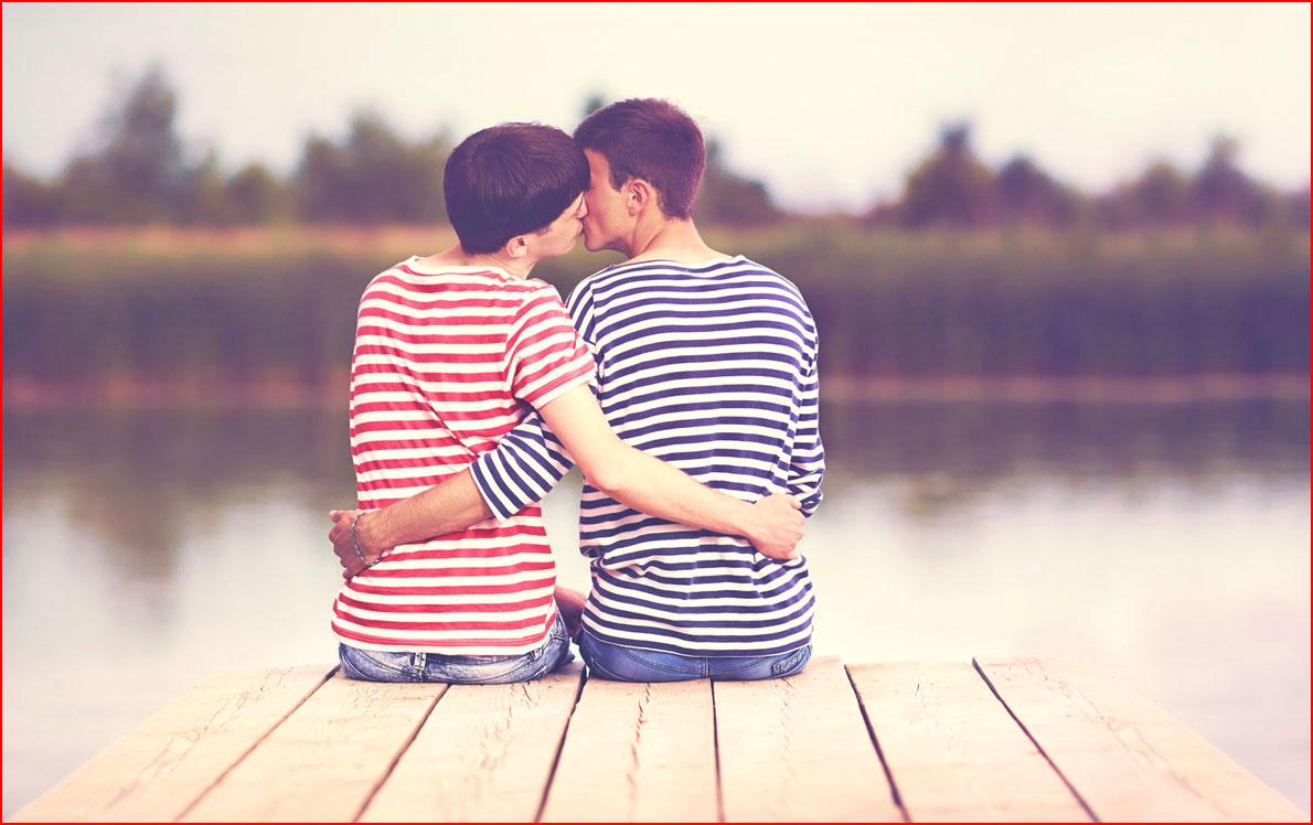 אהבה מפוספסת