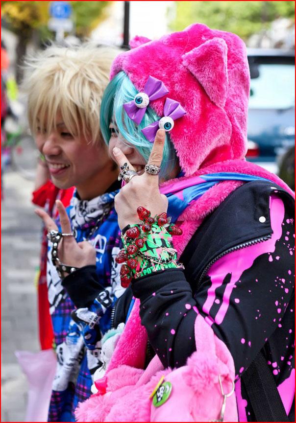 מצעד הגאווה בטוקיו
