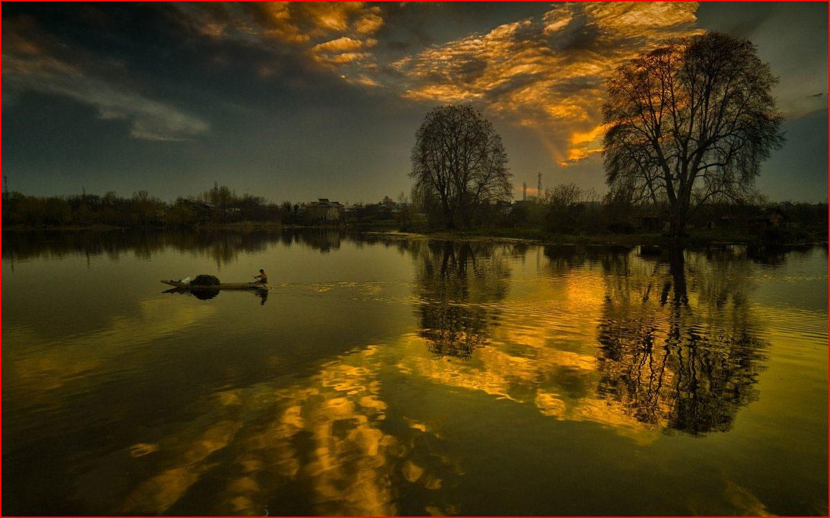הטבע היפה