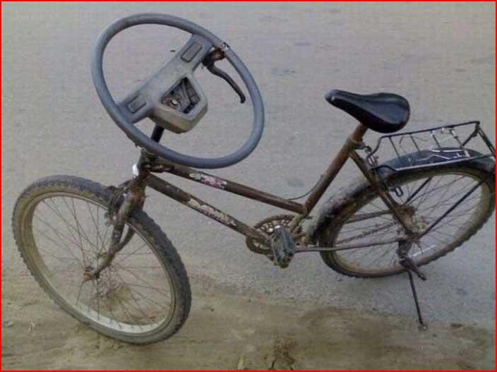 אופניים לא שגרתיים