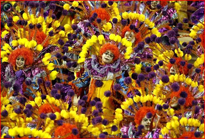 הקרנבל בריו דה ז'נרו