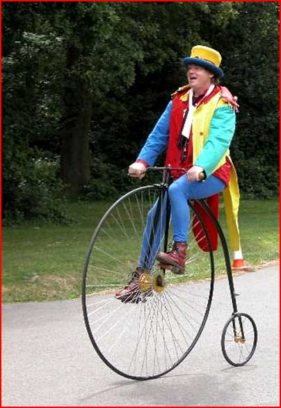 אופניים מוזרים ויוצאי דופן