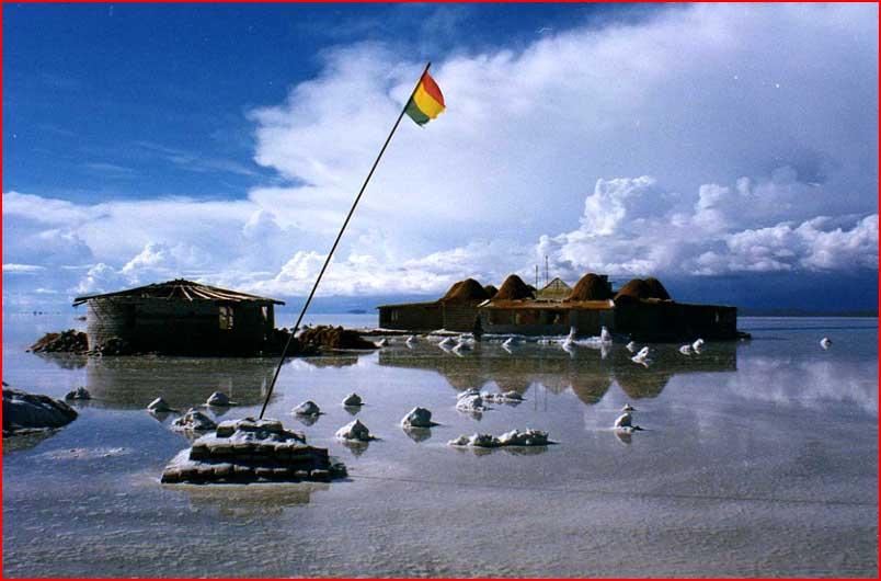 סלאר דה אויוני בבוליביה
