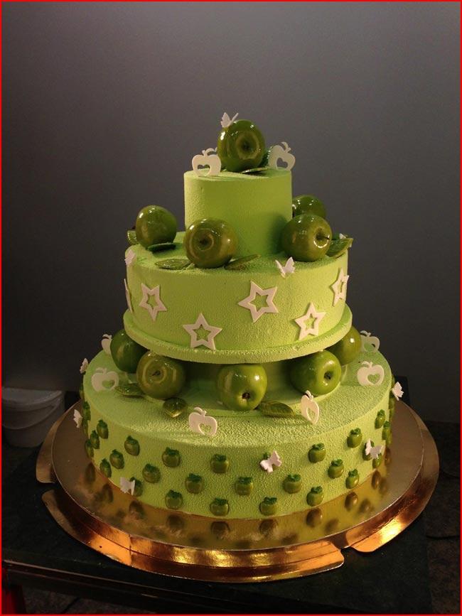 עוגות של רנת אגזמוב - הקונדיטור ממוסקבה