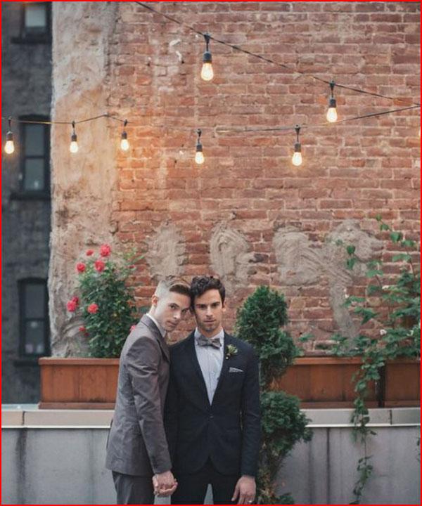 חתונה גאה