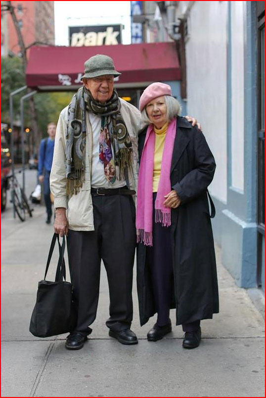 פנסיונרים של ניו-יורק