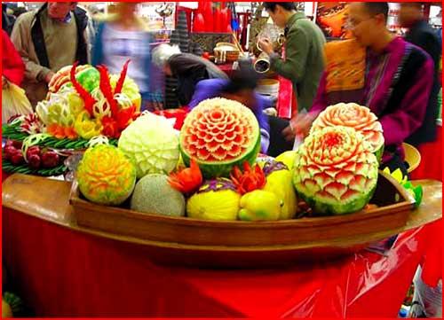 קרווינג פירות וירקות