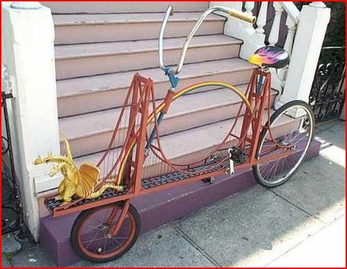 אופניים הכי יוצאי דופן