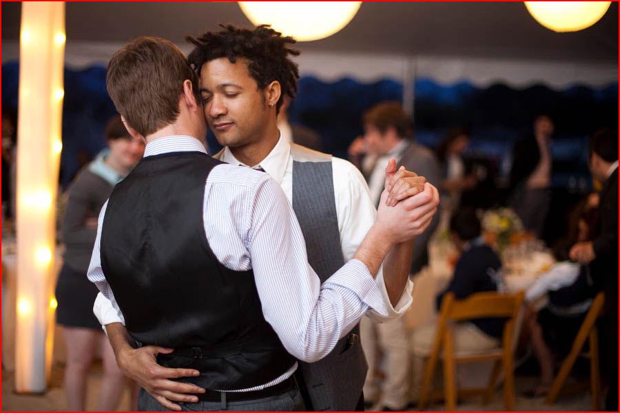 חתונתם של בראיין ופטריק