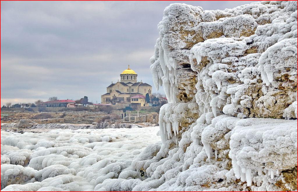 עידן הקרח בחרסונס, קרים