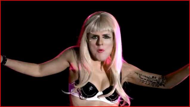 פרודיה מצוינת על ליידי גאגא