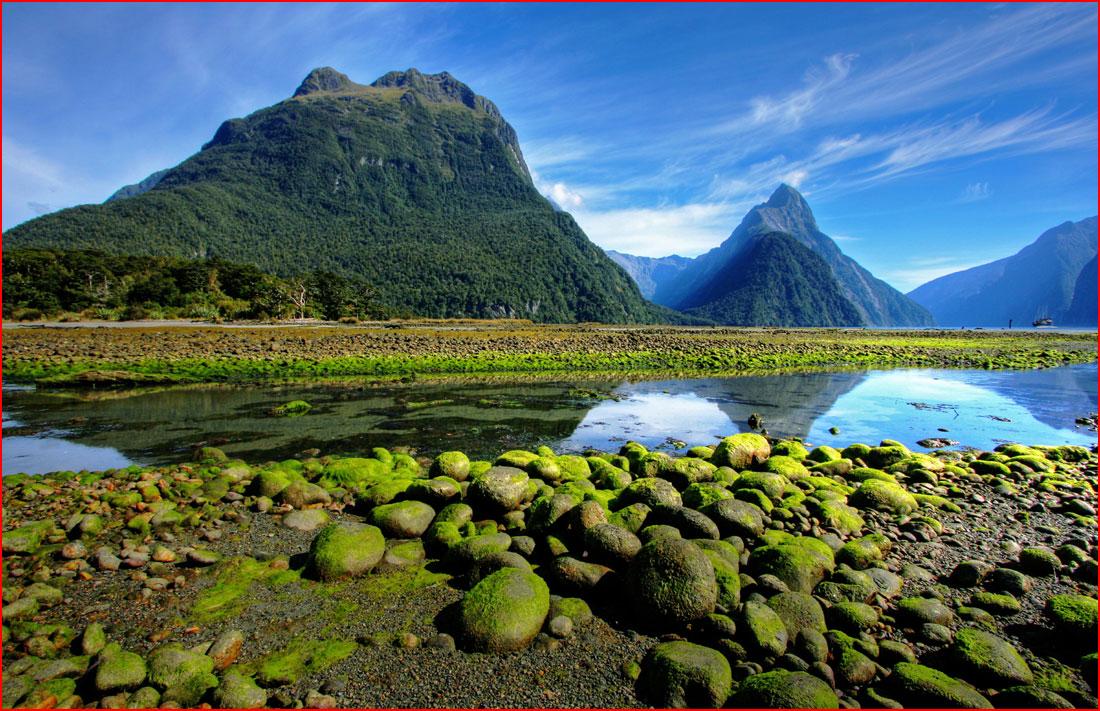 נופי של ניו זלנד